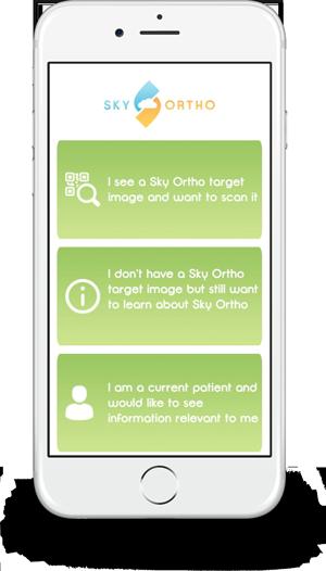 Sky Ortho Mobile App