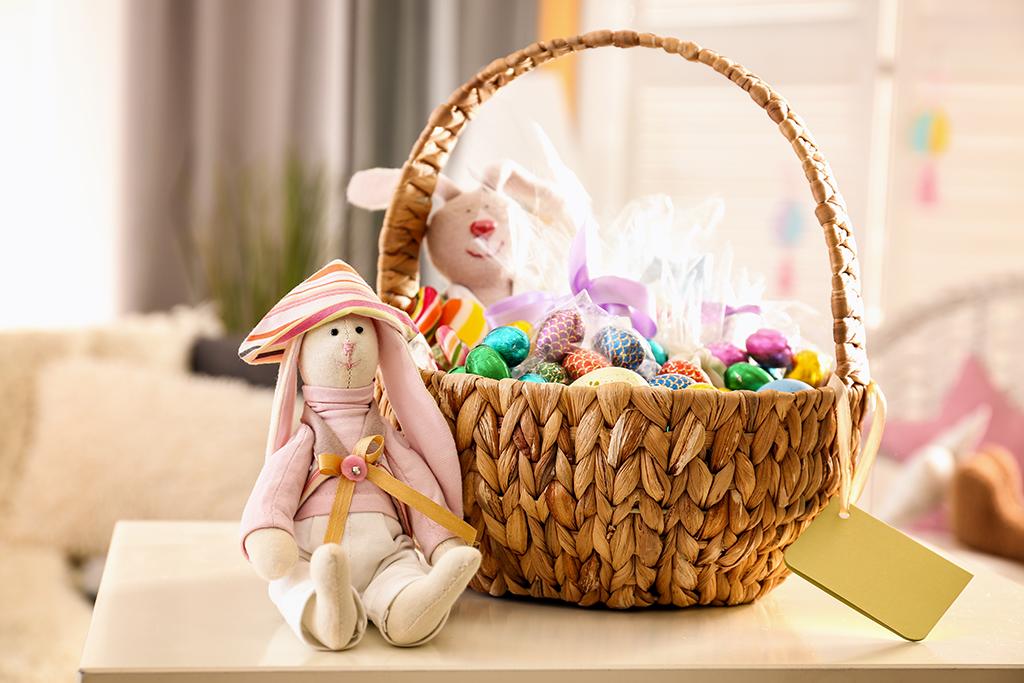 Easter Baskets for Braces