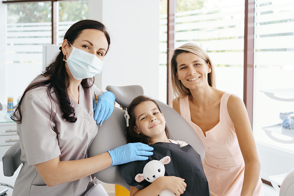 mom's tips for healthy teeth