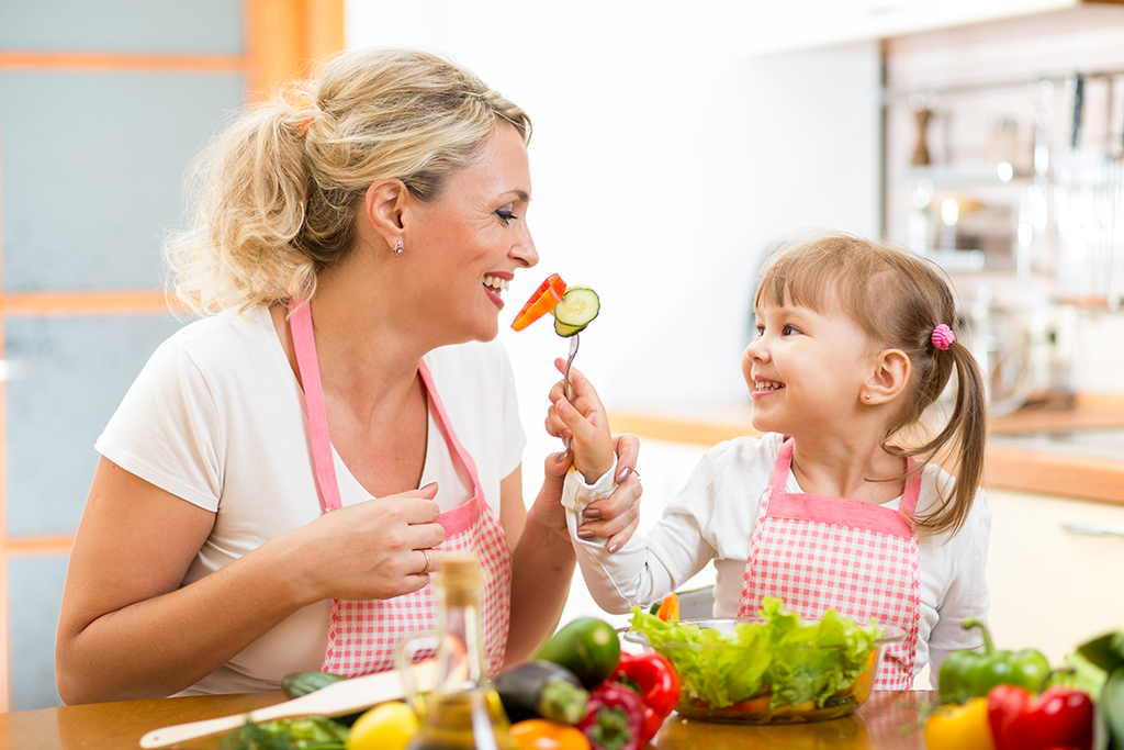 Moms tips for healthy teeth